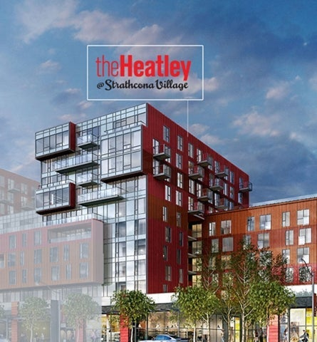 The Heatley @ Strathcona Village   --   900 East Hastings Street - Vancouver East/Hastings Sunrise #1
