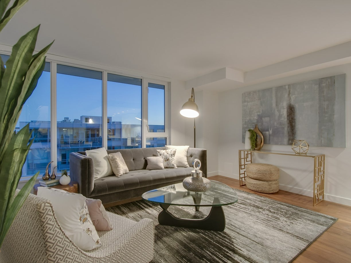 PENTHOUSE 8 - 188 Keefer Street - Mount Pleasant VE Apartment/Condo for sale, 2 Bedrooms (10173105) #4