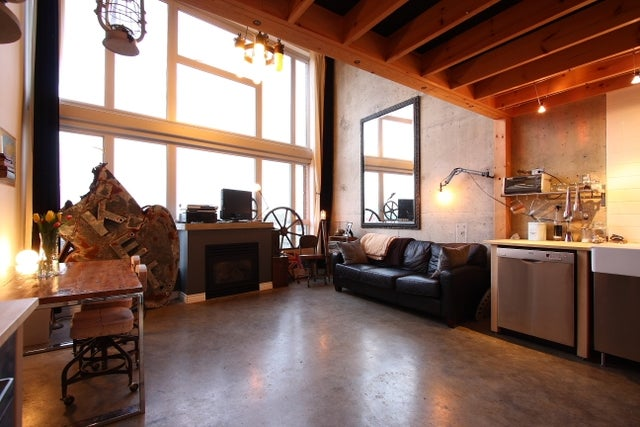 820  -289 Alexander Street, Vancouver East, Gastown - Hastings Apartment/Condo for sale, 1 Bedroom (V822391) #3