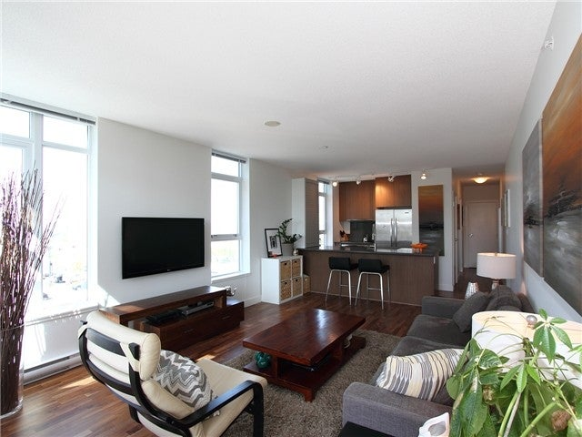707-251 East 7th Avenue, Vancouver - Mount Pleasant VE Apartment/Condo for sale, 1 Bedroom  #2