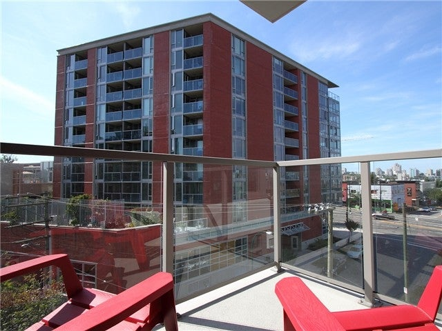707-251 East 7th Avenue, Vancouver - Mount Pleasant VE Apartment/Condo for sale, 1 Bedroom  #6