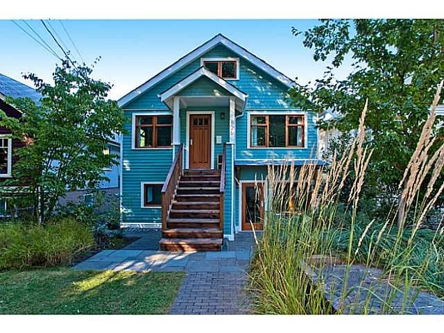829 East 22nd Avenue, Vancouver - Fraser VE House/Single Family for sale, 4 Bedrooms (184687) #2