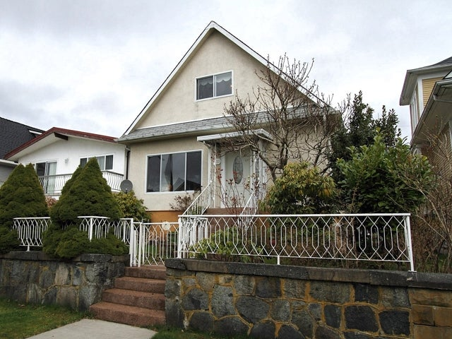 1753 East 2nd Avenue, Vancouver - Grandview VE House/Single Family for sale, 3 Bedrooms (V938901) #1